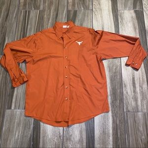 University Co-Op Campus Wear Texas Longhorn shirt